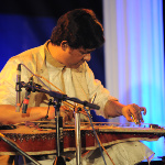 20 YEARS OF WOMEX * Debashish Bhattacharya at WOMEX 2005