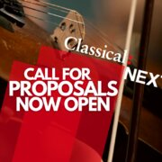 Call for Proposals - Now Open