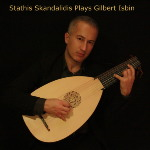 CD Stathis Skandalidis Plays Gilbert Isbin
