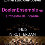 DoelenEnsemble played masterpieces PHILIP GLASS, JOHN ADAMS