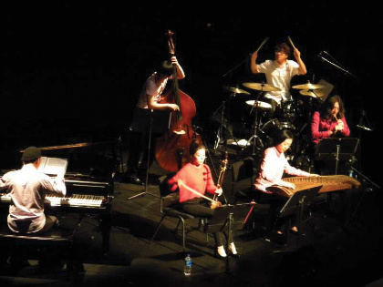 Gookak jazz Cracks Classics