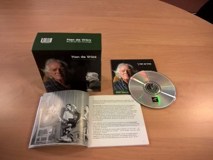 "Han de Vries ""The Almost Last Recordings"" Box; 18 CD+DVD"