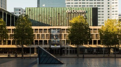 Happy 50th Birthday De Doelen Concert Hall!