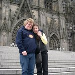 Marina Gorelik and I in Cologne in 2006