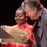 Ivan Duran's Speech Introducing WOMEX 16 Artist Award Winner Calypso Rose