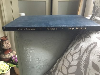 Leather Bound Scores