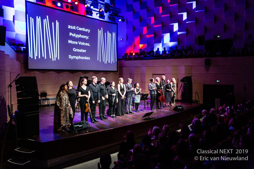 National Sawdust Shines At Classical:NEXT 2019 Opening Ceremony