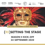 Next Webinar: (Re)Setting the Stage Season II