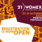 Registration Now Open for WOMEX 21 in Porto