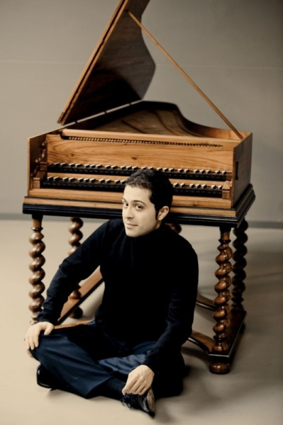 Story of the week: Mahan Esfahani and #harpsichordriot