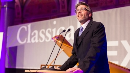 Thomas Hampson Keynote at Classical:NEXT 2014 -