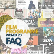WOMEX Film FAQ