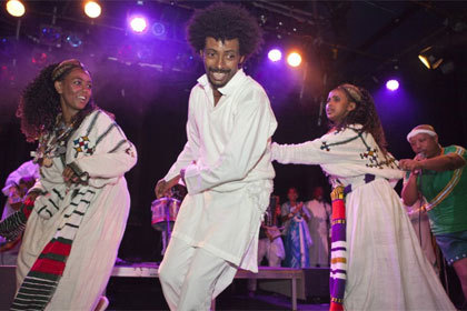 WOMEX ROADSHOW * Selam Festival in Addis Ababa, Ethiopia
