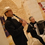 Antonio Tinelli (clarinet) - Ivano Battiston (accordion)
