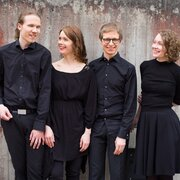 Ensemble Gamut! Photo by Jonte Knif