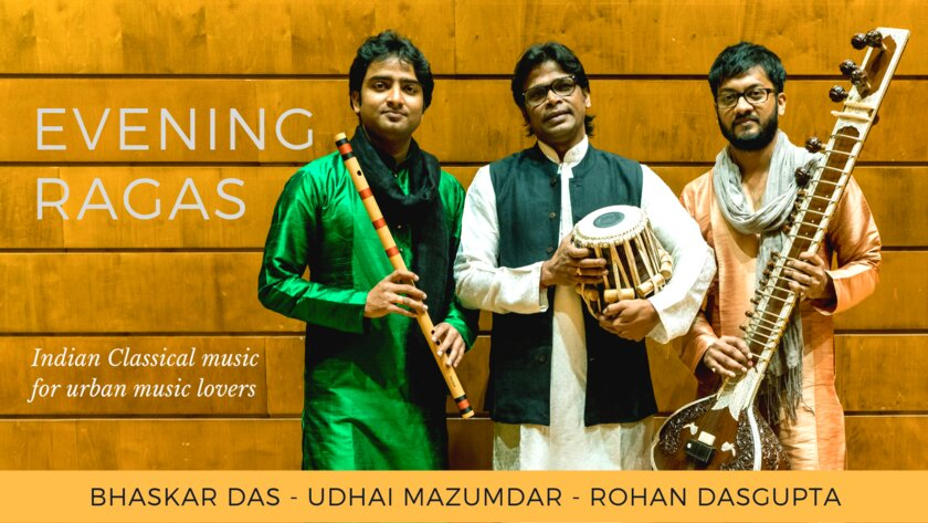 Evening Ragas Trio
