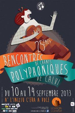 rencontres polyphoniques calvi 2013