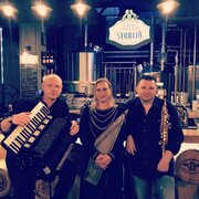 FOLK TRIO from Lithuania - folk songs, accordion and saxophone interpretations.
