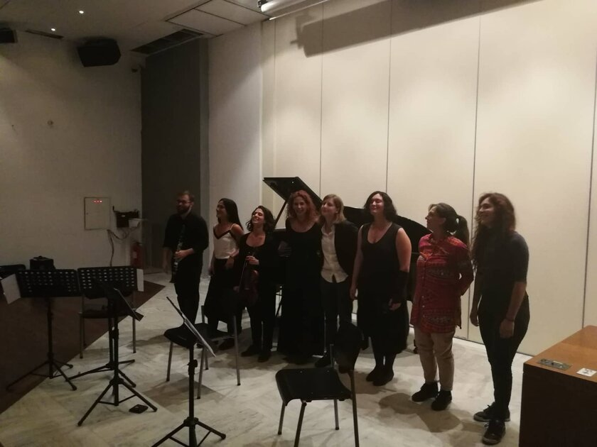 "Methexis Ensemble - Project ""Women Composing in the Balkans"""