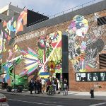 Exterior of National Sawdust