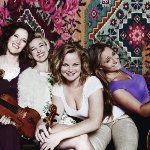 Ragazze Quartet, photo Sarah Wijzenbeek