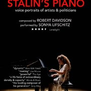 Poster for Stalin's Piano showcase