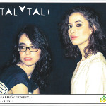 "Cover album ""Tal y Tali"""