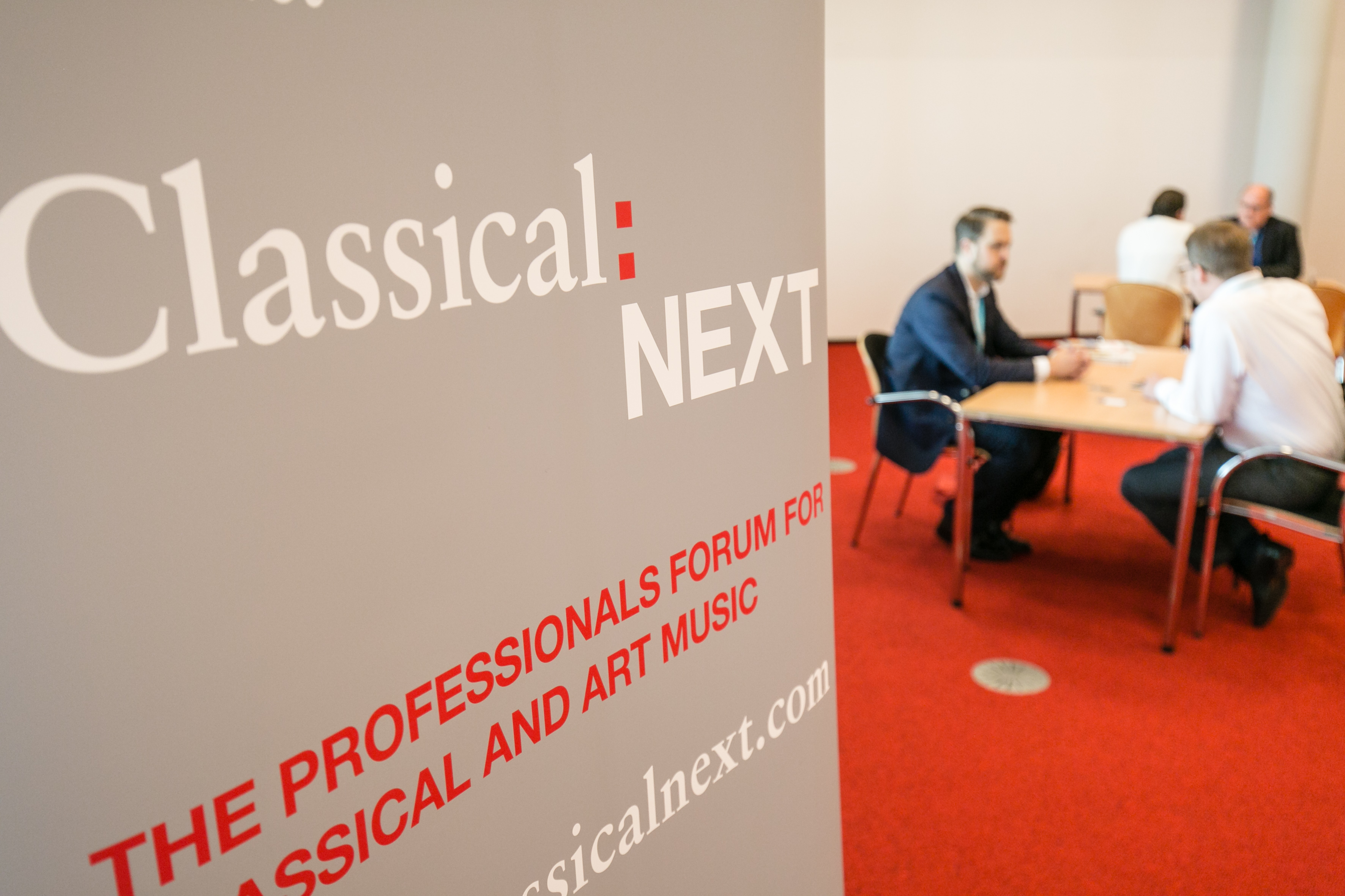 Expo at Classical:NEXT 2016, by Eric van Nieuwland