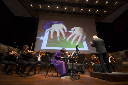 Concerto for iPad and Orchestra - (The Netherlands)