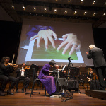 Concerto for iPad and Orchestra photo by Jolien Jonker