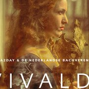OPERA2DAY Vivaldi Poster by Henk Bleeker