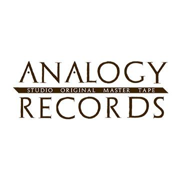 Analogy Records Logo
