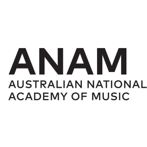 Australian National Academy of Music Logo