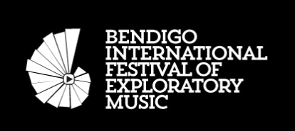 Bendigo International Festival of Exploratory Music Logo