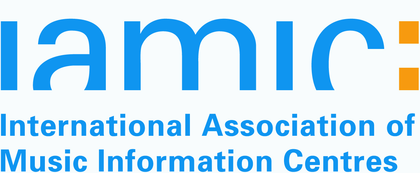 International Association of Music Information Centres (IAMIC) Logo