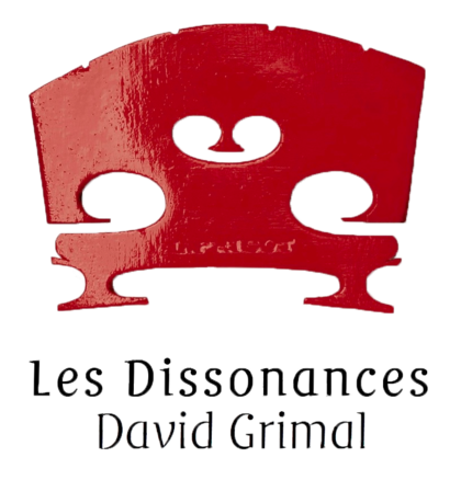 Les Dissonances Logo