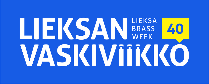 Lieksa Brass Week Logo