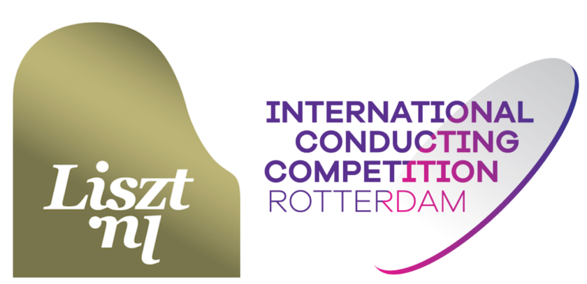 Liszt Competition Utrecht & International Conducting Competition Rotterdam Logo