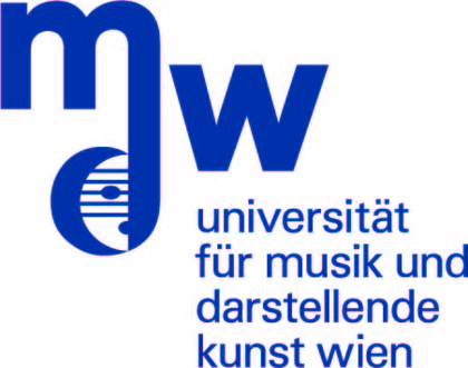 mdw - University of Music and Performing Arts Logo