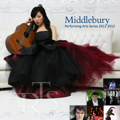 Middlebury College Performing Arts Series Logo