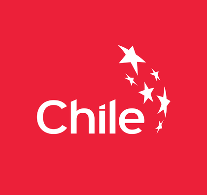 Ministry of Culture, Arts and Heritage Chile Logo