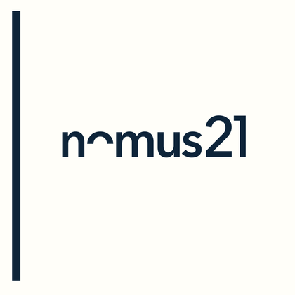 Nomus21 - Agency For New Orchestral Music Logo