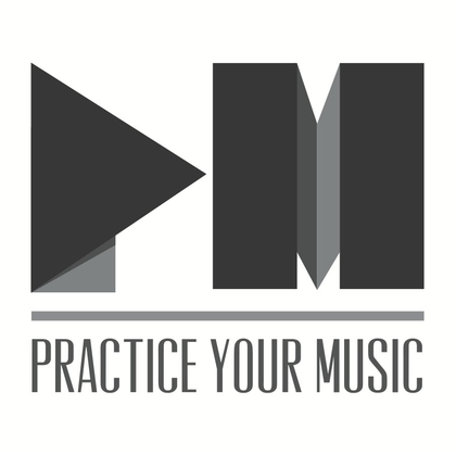 Practice Your Music Logo