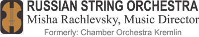 Russian String Orchestra Logo