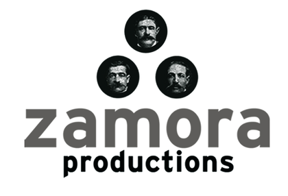 Zamora Productions Logo