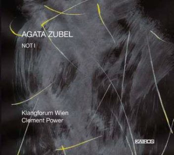 Not I - Agata Zubel