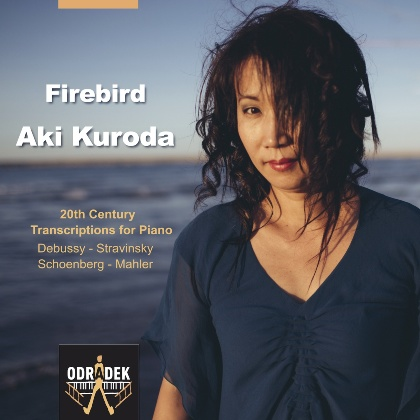 Firebird: 20th Century Transcriptions for Piano - Aki Kuroda