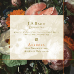 Front cover of the CD - J.S.Bach Concertos
