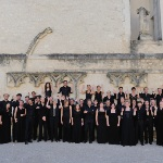 Rikadla cast - Festival de Saintes - July 2014