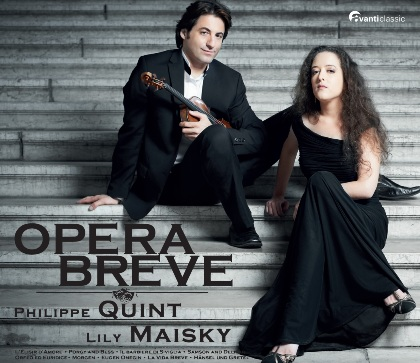 Philippe Quint & Lily Maisky